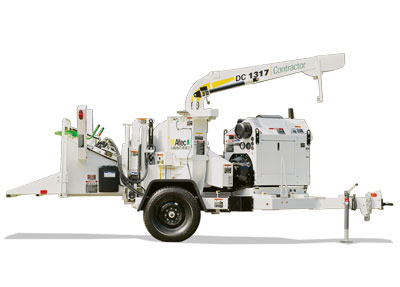 Altec DC1317 Contractor Chipper