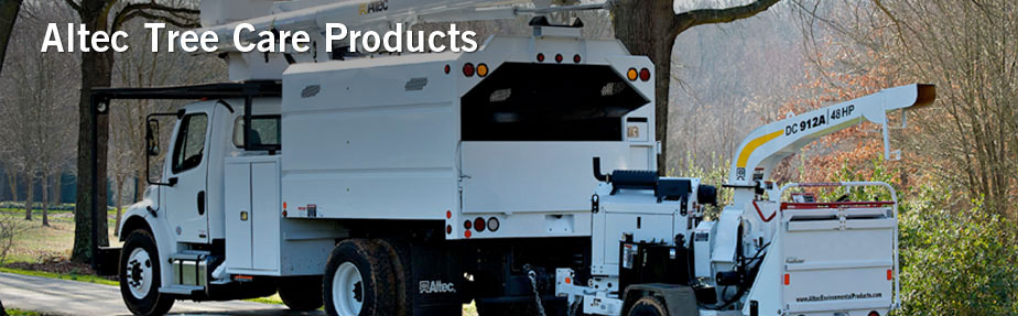 Altec Forestry Products | Meeting all your forestry and tree care needs