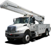 Bucket Trucks 50-74 ft