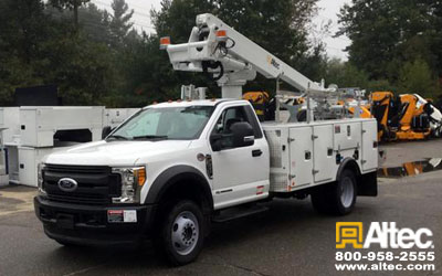 Available New and Used Inventory - Altec Inc
